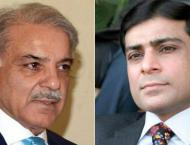 Court adjourns hearing against Shehbaz, Hamza till March 27