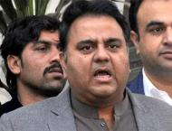 PML-N canceled March 23 rally due to fear of thin attendance: Faw ..