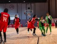 UAE Women's Basketball Teams triumphant on day two of Special O ..