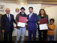 UAE Embassy in Lebanon organises graduation ceremony for Syrian r ..