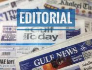 UAE Press: Special Olympics part of UAE legacy