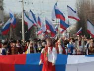 Crimea's 5th Anniversary of Rejoining Russia Marked by Developme ..