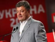 Ukrainian President Petro Poroshenko Pledges to Return Crimea to  ..