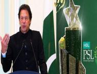 Prime Minister Imran Khan congratulates PCB, organisers, security ..