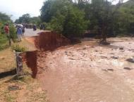 Zimbabwe Cyclone Death Toll Rises to 65 As Rescue Operations Cont ..