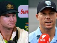 'It's almost like we never left': Smith and Warner link with Aust ..