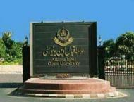 Allama Iqbal Open University (AIOU) to receive applications for m ..