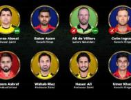 AB de Villiers named captain of Team of HBL PSL 2019