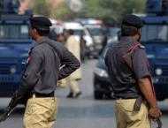 Sindh police officer violates publicity ban