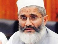 Muslims' blood being spilled all over the world: Sirajul Haq