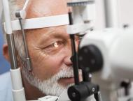 Alzheimer's disease: An eye test could provide early warning