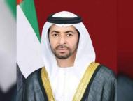 Hamdan bin Zayed holds phone call with ERC delegation in Colombia