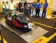 Energy-efficient vehicles ready to compete at Shell Eco-marathon  ..