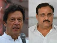 PM Khan asks Buzdar to improve performance or get ready to go hom ..
