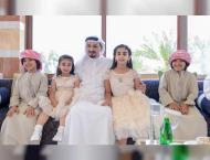 Ajman Ruler attends lunch banquet held by Mohammed bin Ali Al Nua ..