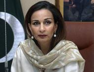 Political parties have total harmony on CPEC: Sherry Rehman