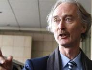 UN Special Envoy for Syria Said Progress Made towards Political S ..