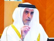 Saif bin Zayed visits 'Zayed-Gandhi Digital Museum'