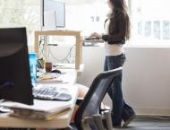 Do standing desks really help you lose weight?