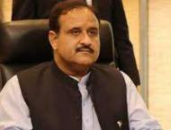 CM Buzdar breaks silence over constant comparison with Shehbaz Sh ..