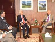 Pak, Malaysia to sing MoUs in telecom, automobile sectors: chairm ..