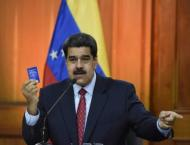 Maduro Accuses Trump of Stealing $5Bln Allotted for Venezuela's M ..