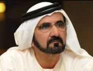 Mohammed bin Rashid offers his private plane to help victims of d ..