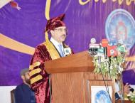 Masood Khan applauds students achievements at 1st convocation of  ..