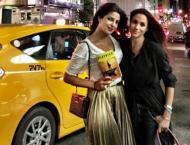 All is well between Priyanka Chopra and Meghan Markle!