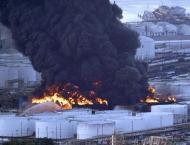 Responders at US Chemical Plant Fire Battle Elevated Benzene Leve ..