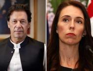 Prime Minister Imran Khan invites NZ counterpart Jacinda Ardern t ..