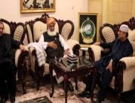 Asif Zardari, Fazlur Rahman express dissatisfaction over govt's p ..