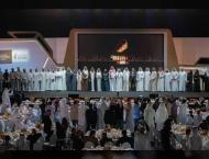 Abdullah bin Salem honours winners of SGCA 2019