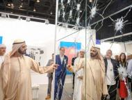 Mohammed bin Rashid visits Art Dubai