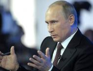Putin Extends Condolences to Iraq President Over Deaths in Ferry  ..