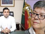 Zulfikar Bukhari thanks Australia for visa help to Christchurch a ..