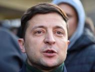 Ukrainian Presidential Race Front-Runner Zelenskiy Says Runs for  ..
