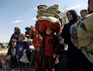 Over 800 Syrian Refugees Returned Home From Abroad Over Past 24 H ..