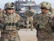 NATO Says 2 US Military Personnel Killed in Afghanistan