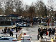 Ferry Crash Victims' Families Stop Iraqi President From Visiting  ..