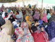 LHWs end sit-in protest after successful negotiations with Punjab ..