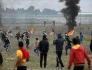 Israeli Troops Kill 2 Palestinians in Gaza Border Clashes - Gaza  ..