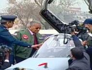 Malaysian Prime Minister briefed on JF-17 Thunder fighter jet