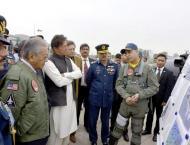 Pakistan, Malaysia stress dialogue only way forward to ensure pea ..
