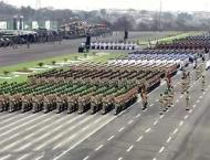Spectacular display of military prowess marks Pakistan Day parade