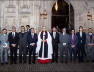 Pakistan Day special service held at Westminster Abbey church in  ..