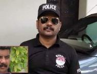 Martyred constable Farooq ran a tyre-puncture shop to support his ..