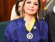 Shaan Shahid congratulates Babra Sharif for receiving Sitara-i-Im ..