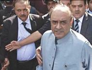 Islamabad High Court to take up NAB's plea against Zardari's acqu ..