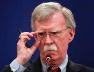 Bolton Says Meddling by Hostile Powers Into West Hemisphere's Sec ..